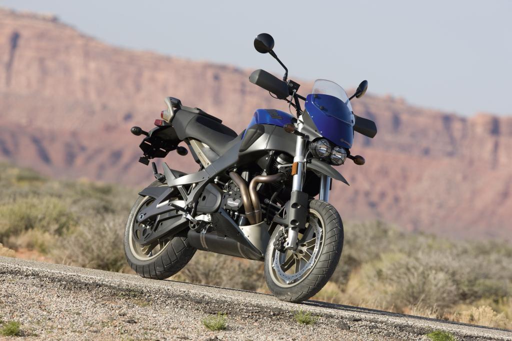 Buell Ulyses XB12X rival Harley PanAmerica (3)