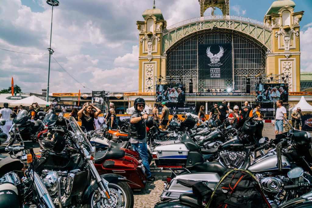 Harley Davidson 115 aniversario 2018 Praga MotorADN (2)
