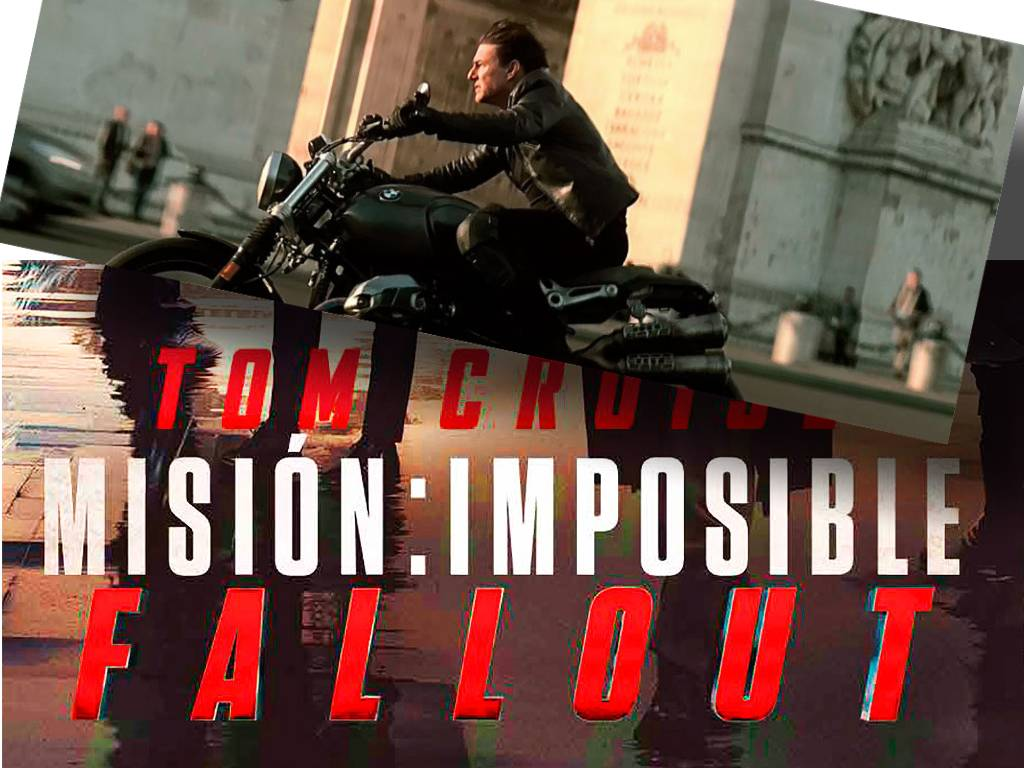 Mision Imposible Fallout 2018 entrada