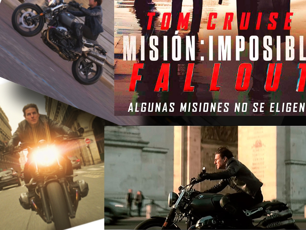 Mision Imposible Fallout 2018