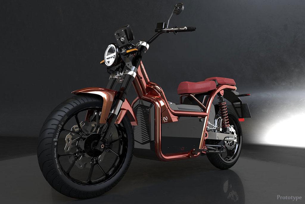 Presentación motos eléctricas NUUK Urban 2018 MotorADN (27)