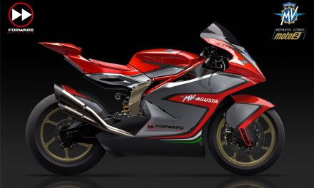 Fotos MV Agusta Forward team 2018 MotorADN (11 imágenes)