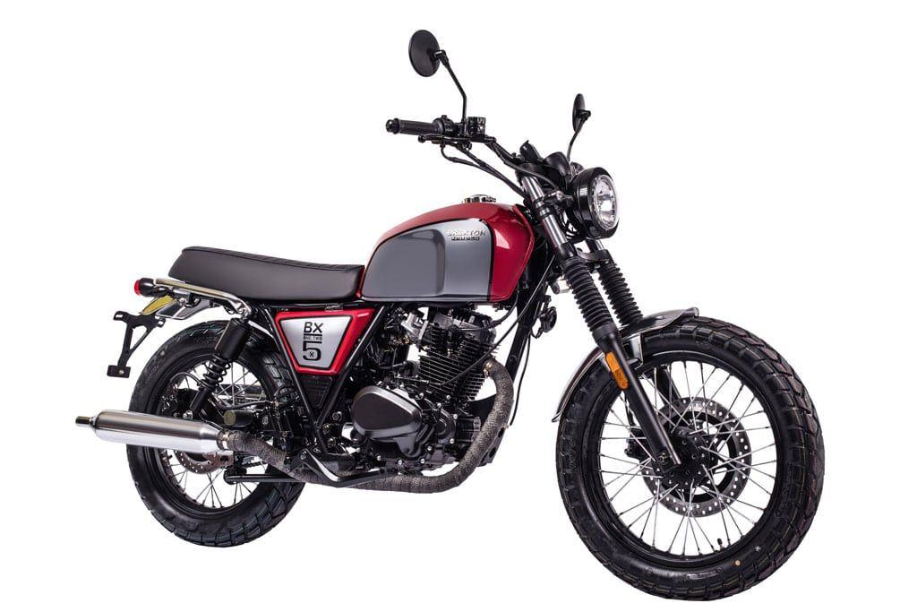 Brixton BX 125X 2018 MotorADN (33)
