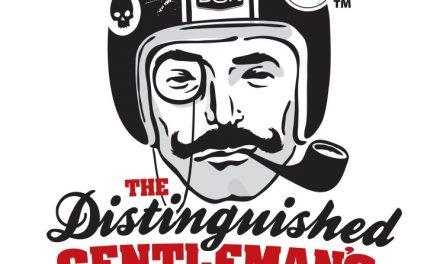 Distinguished Gentleman's Ride 2018: En moto con la elegancia de un lord.  ¡y una lady!