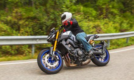Fotos Yamaha MT09SP 2018 prueba MotorADN