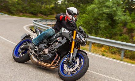 Prueba Yamaha MT09 SP 2018: Lujo desnudo, lujo asequible.