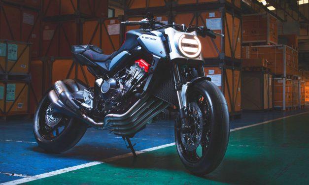 Novedades 2019: Honda Sports Cafe Racer ¿Te gusta?