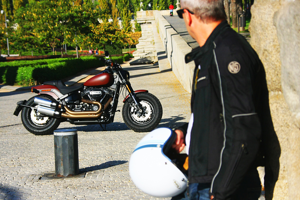 Prueba Harley Davidson Fat Bob 2017 MotorADN (13)