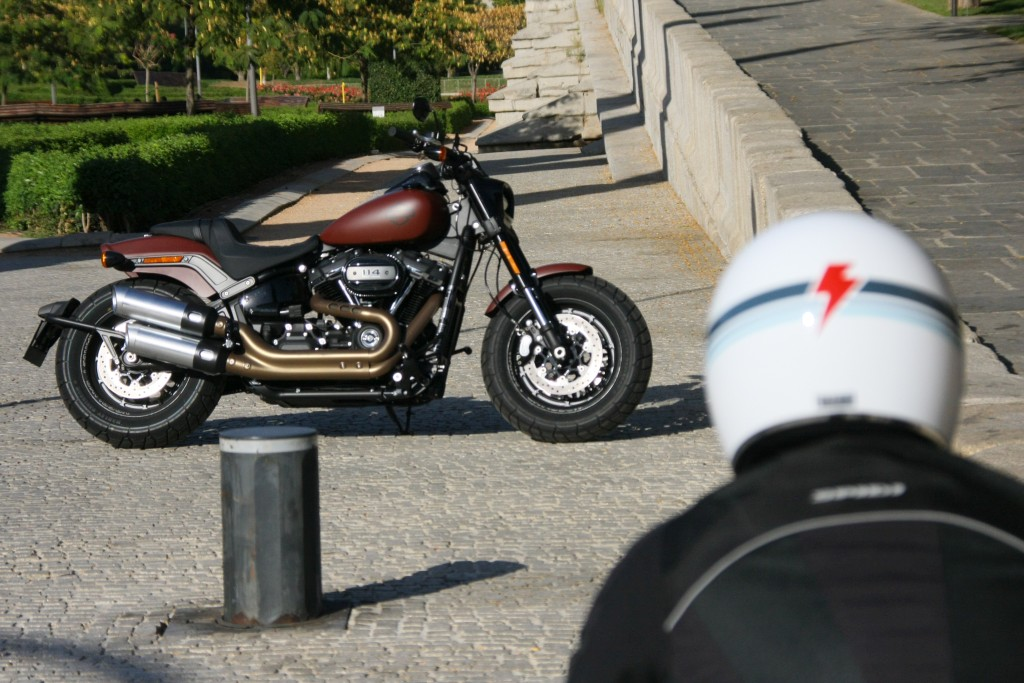 Prueba Harley Davidson Fat Bob 2017 MotorADN (14)