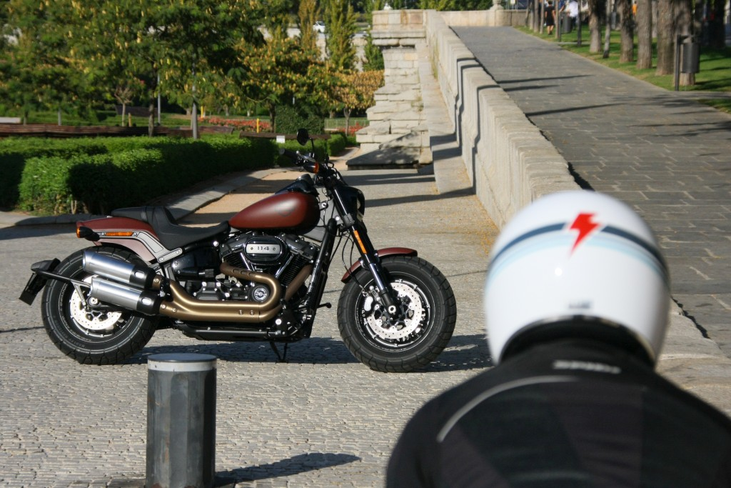 Prueba Harley Davidson Fat Bob 2017 MotorADN (15)