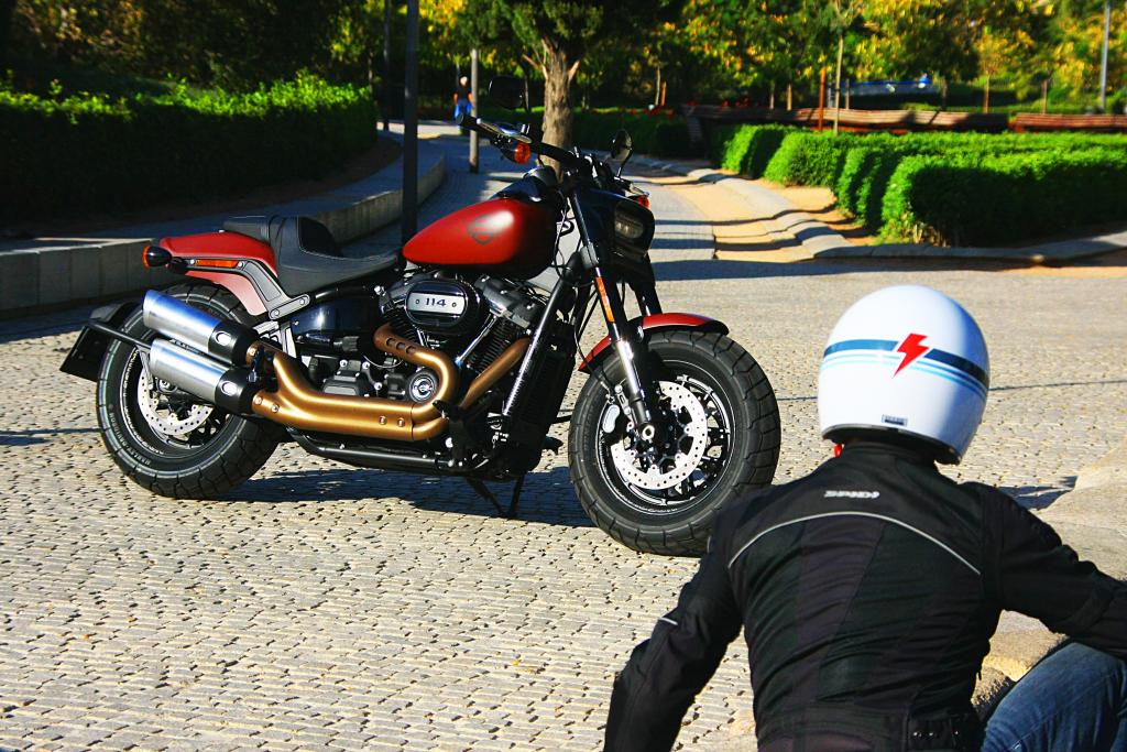 Prueba Harley Davidson Fat Bob 2017 MotorADN (16)