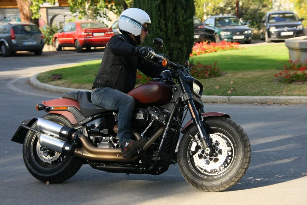 Prueba Harley Davidson Fat Bob 2017 MotorADN (17)
