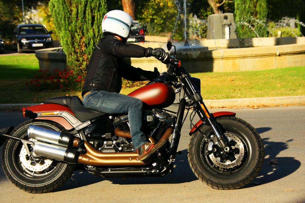 Prueba Harley Davidson Fat Bob 2017 MotorADN (18)
