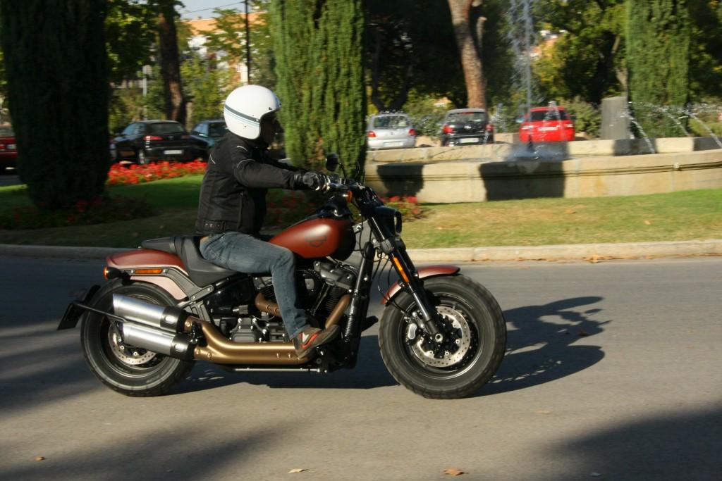 Prueba Harley Davidson Fat Bob 2017 MotorADN (20)