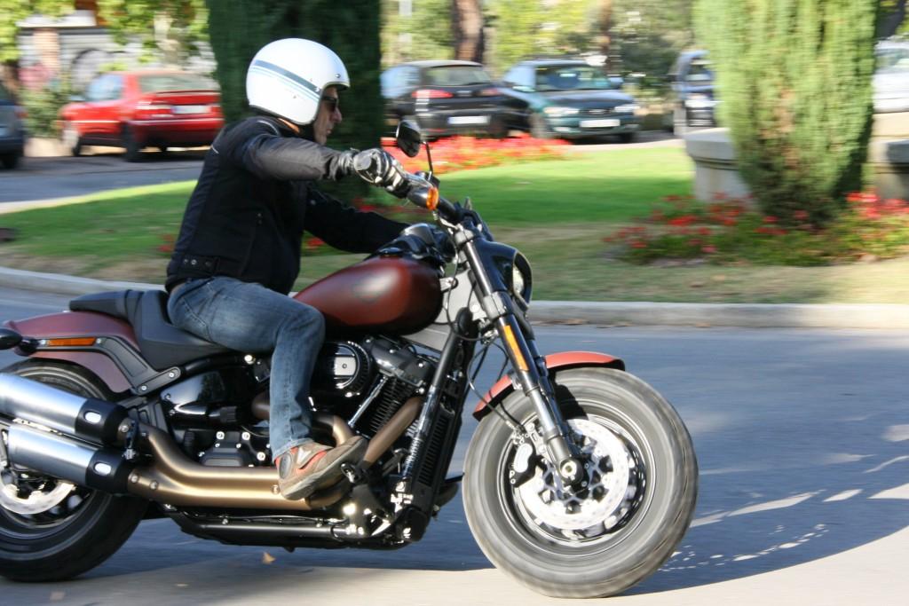 Prueba Harley Davidson Fat Bob 2017 MotorADN (21)