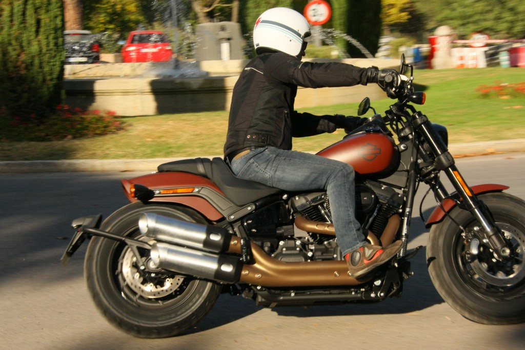 Prueba Harley Davidson Fat Bob 2017 MotorADN (24)