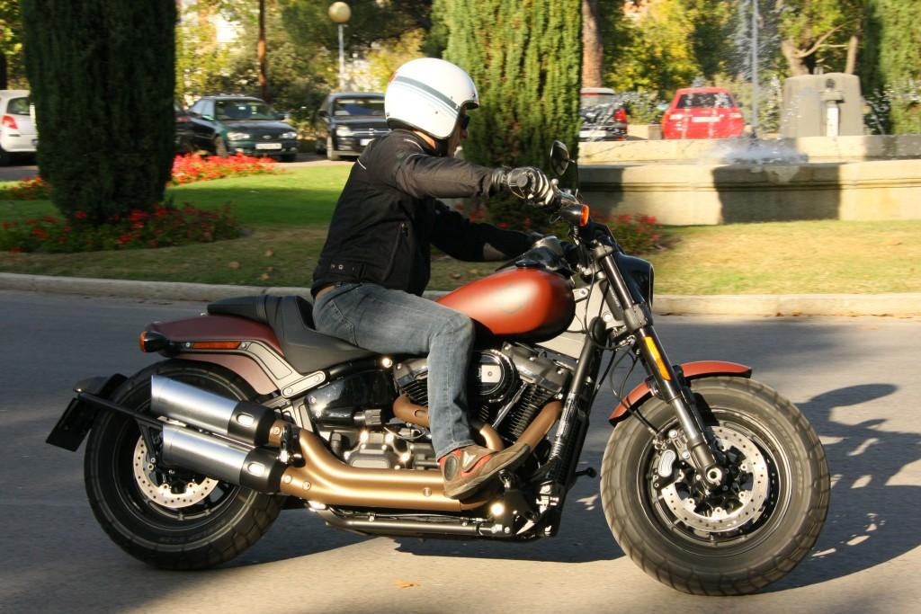 Prueba Harley Davidson Fat Bob 2017 MotorADN (25)