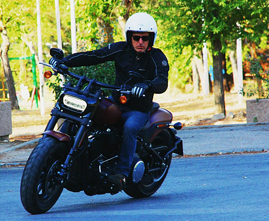 Prueba Harley Davidson Fat Bob 2017 MotorADN (27)