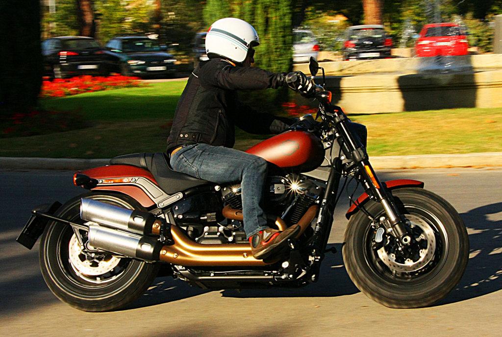 Prueba Harley Davidson Fat Bob 2017 MotorADN (28)