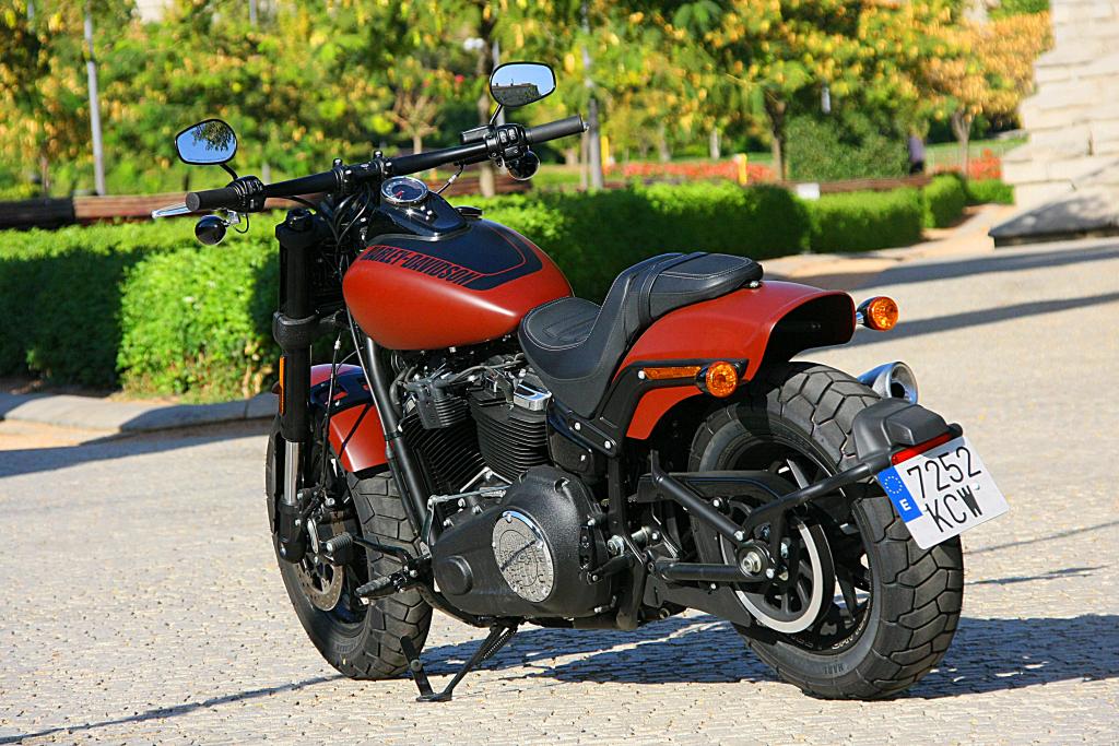 Prueba Harley Davidson Fat Bob 2017 MotorADN (41)