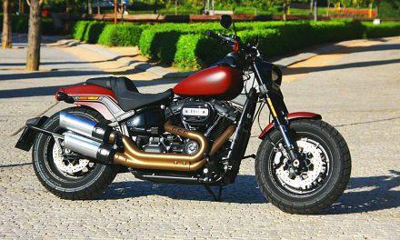 Fotos Harley Davidson Fat Bob 114 prueba MotorADN