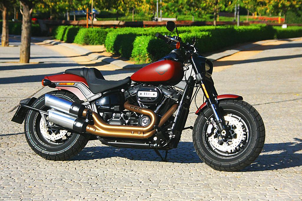 Prueba Harley Davidson Fat Bob 2017 MotorADN (48)