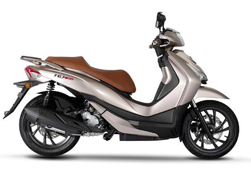 SYM HD 300 MotorADN