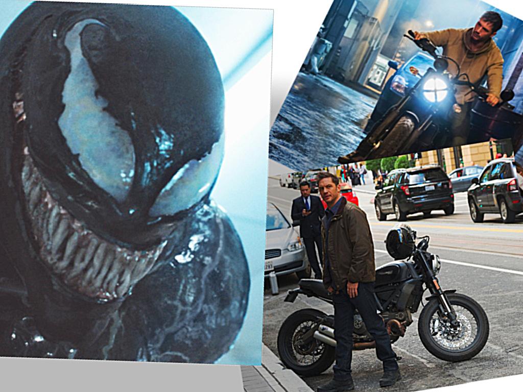 Venom y la Ducati Scrambler (21)