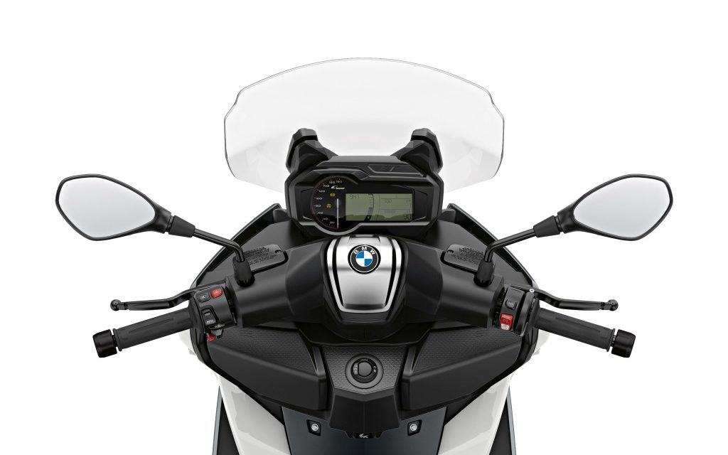 FOTOS BMW C400 GT y BMW C400 X 2019