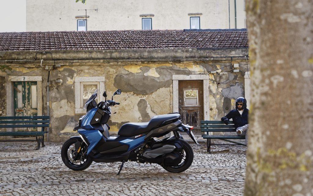 Fotos prueba BMW C400X 2019 MotorADN
