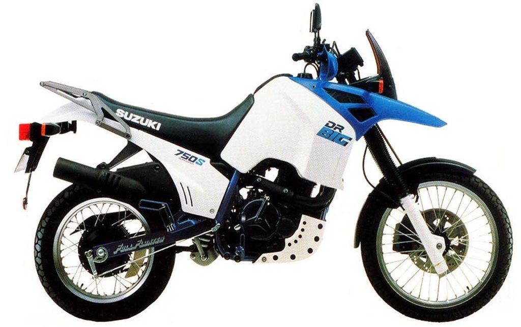 Suzuki DR BIG MotorADN (1)