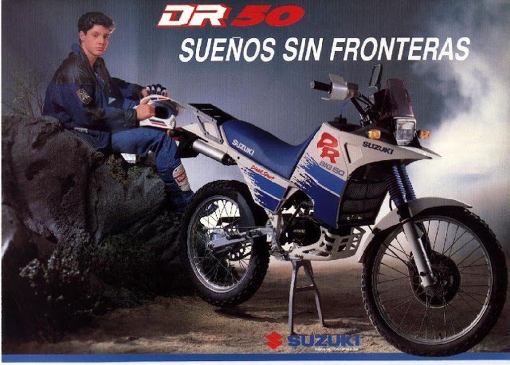 Suzuki DR BIG MotorADN (2)