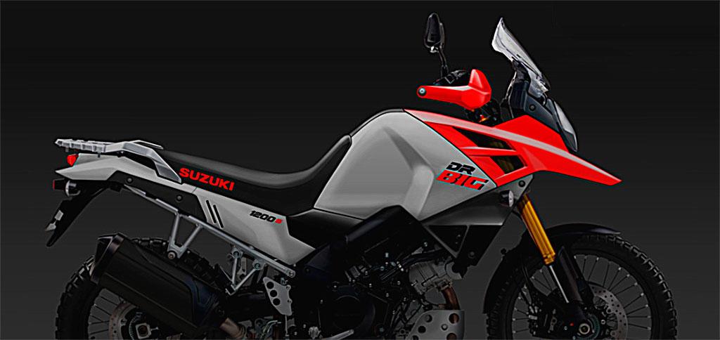 Suzuki DR BIG 1000 :¿REMEMBER anti HONDA AFRICA TWIN?