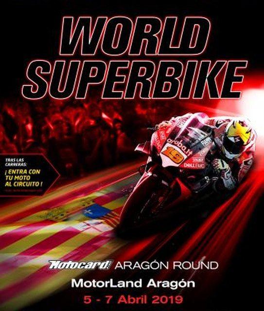 Fotos 3ºMundial Superbikes SBK 2019 Motorland