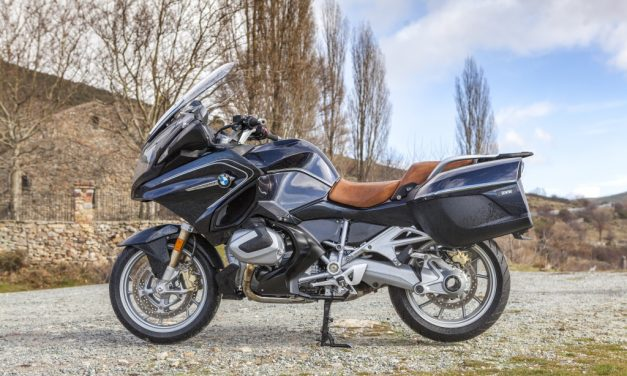 Ficha técnica BMW R1250 RT 2019