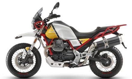 FICHA TÉCNICA MOTO GUZZI V85 TT 2019