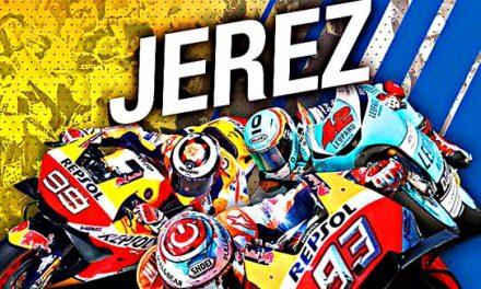 HORARIO MOTOGP JEREZ 2019