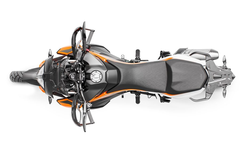 Fotos  KTM 790 Adventure +Adventure R 2019 Presentación MotorADN.com