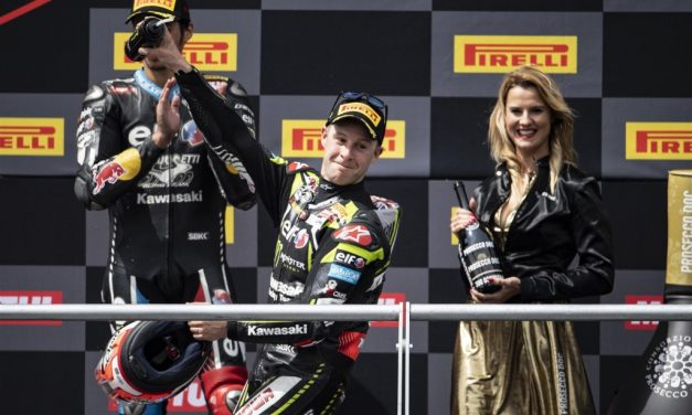 FOTOS WorldSBK 5º Superbikes 2019 Monza. Italia