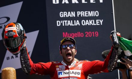 MOTOGP 2019 6º. ITALIA, MUGELLO: NUNCA COMO LA PRIMERA VEZ.