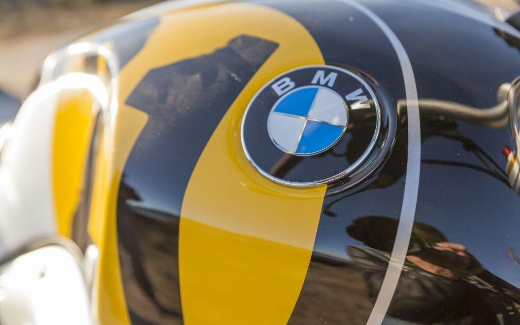 Fotos BMW NineT 719 2019 prueba