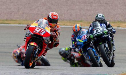 Fotos 9º MotoGP Alemania Sachsering 2019
