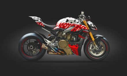 Fotos Ducati Streetfighter V4 2019