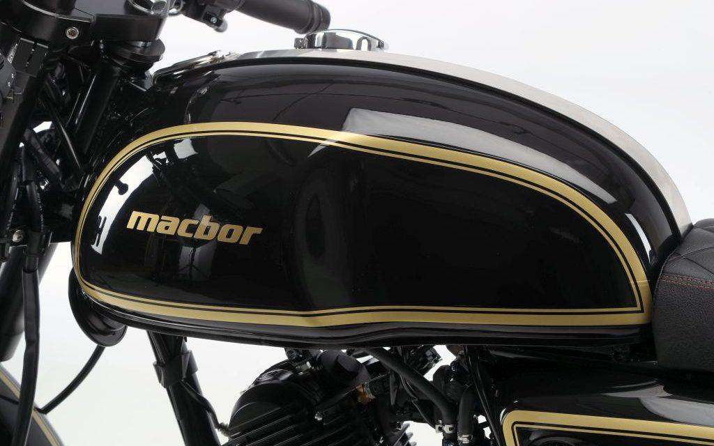 Fotos presentación Macbor Johnny Be Good 125 2019 MotorADN.com