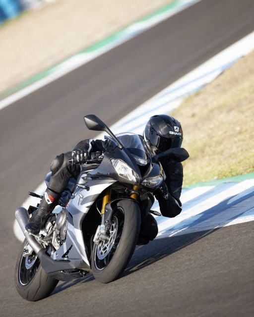 Fotos Triumph Daytona Moto2 765 Limited Edition 2020