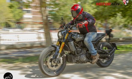 PRUEBA INDIAN FTR 1200: el Indio más rápido del mundo