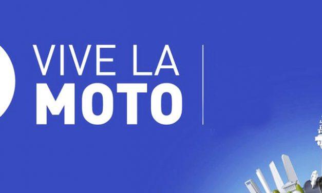 SALON VIVE LA MOTO, EN MADRID 2020