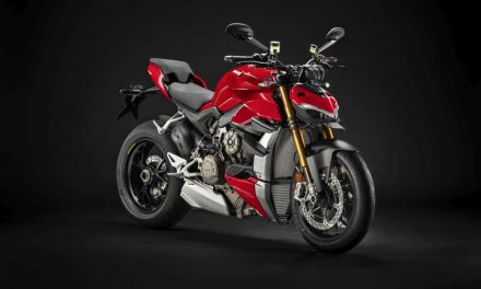 FOTOS DUCATI STREETFIGHTER V4 2020