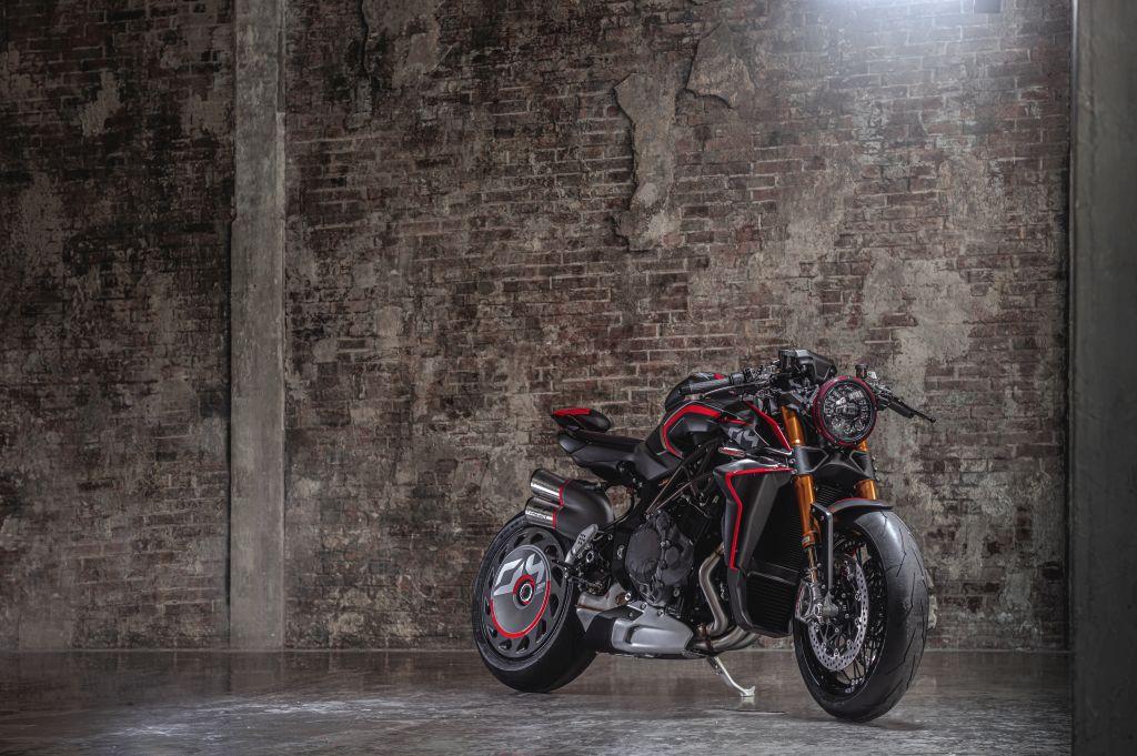 MV Agusta Brutale 1000 RR: La naked que muchos desearán