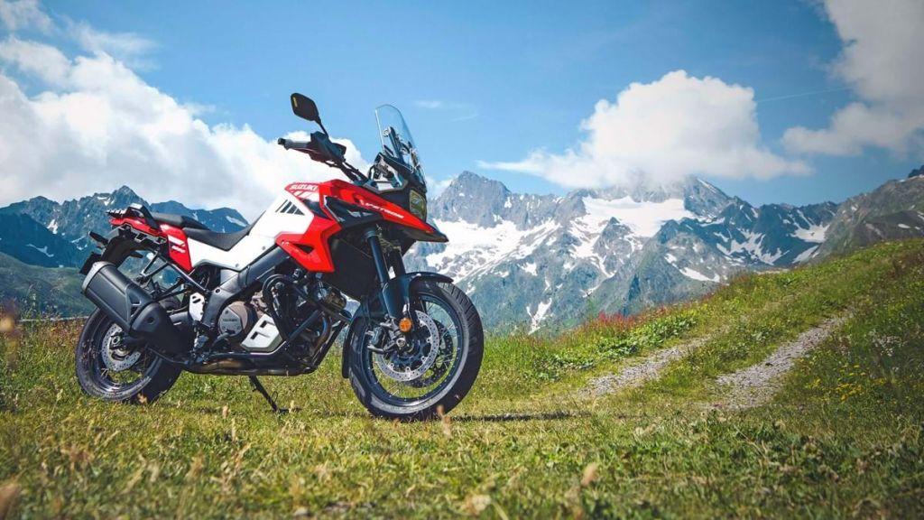 Fotos Suzuki V-Strom 1050XT 2020